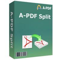 A-PDF Split (PDF分割ソフト)