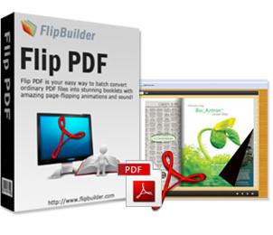 Flip PDF (アニメ電子ブック作成)